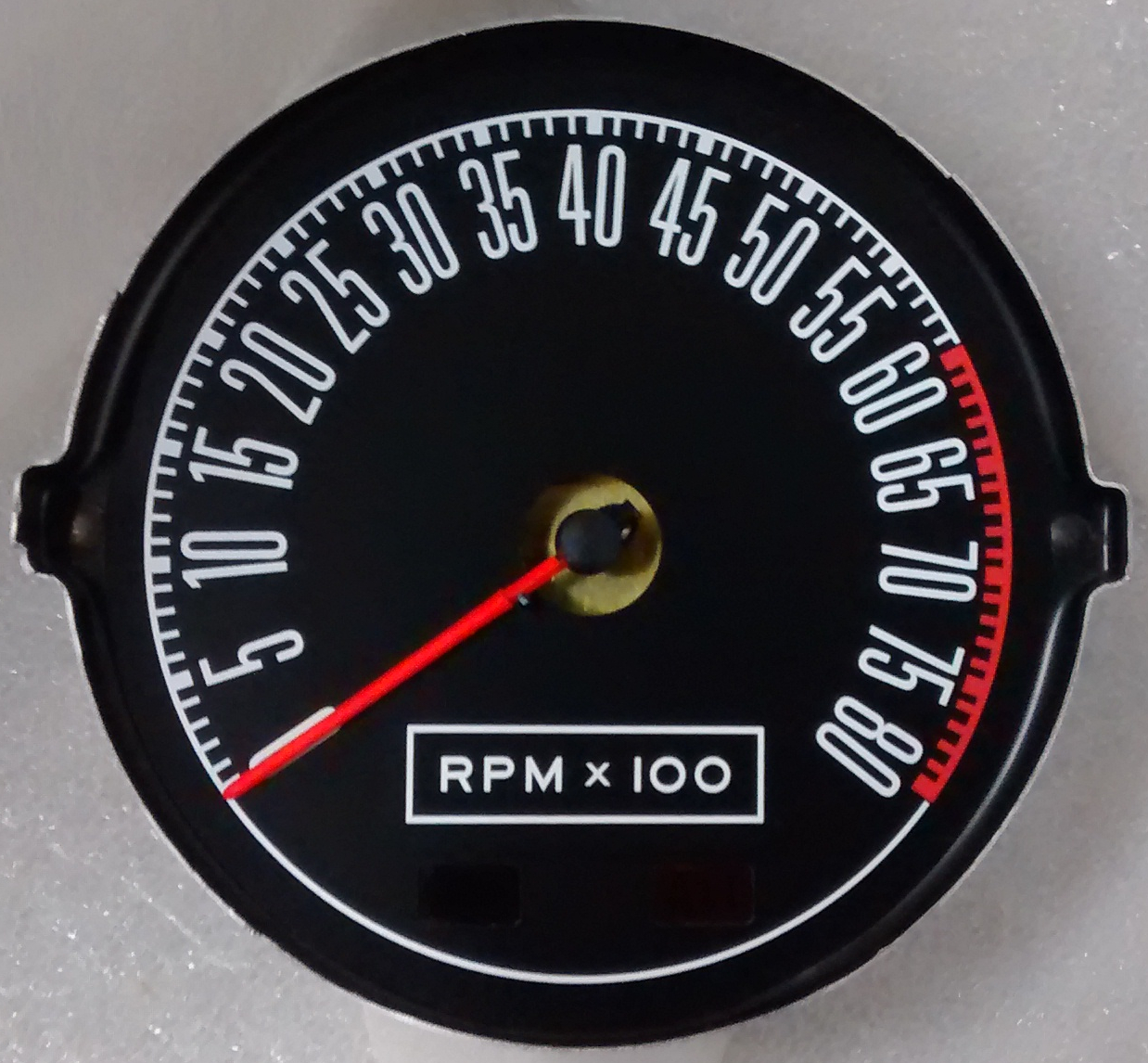 Info  72 - 79 Gauge Clusters And Wiring
