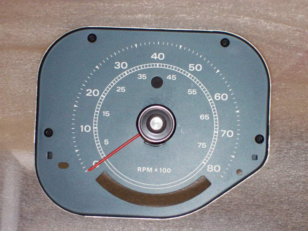 Tachometer Wiring For 68 Mercury Cougar Xr7 Trusted Diagrams 1968 Mustang Tach Rocketmans Classic Innovations 1993